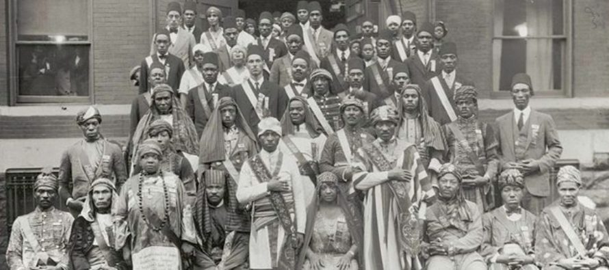 The Divine CONSTITUTION Of Moorish America