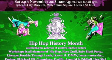 Celebrating Hip-Hop History Month [Nov 24th]