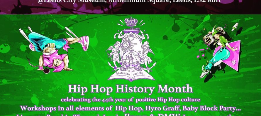 Celebrating Hip-Hop History Month [Nov 24th]