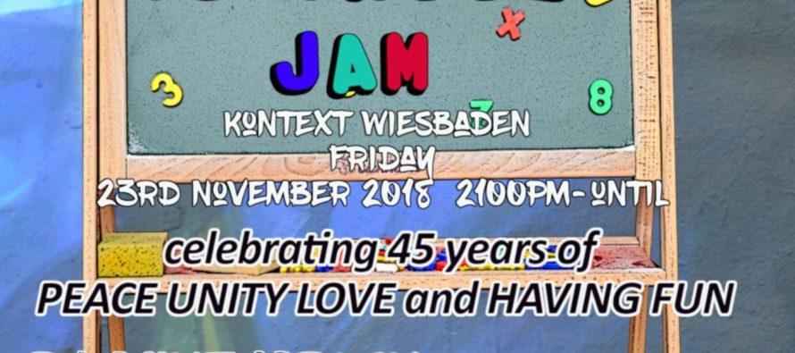Back To Skool Jam [Nov 23rd]