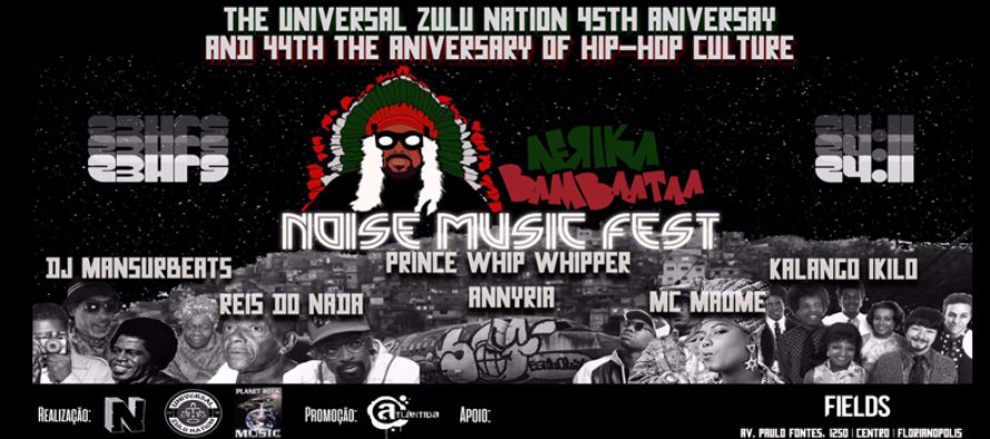 Happy 45 Anniversary Universal Zulu Nation
